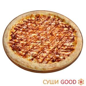 Пицца Куриная барбекю (30 см).