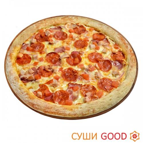 Пицца Мясная (30 см).