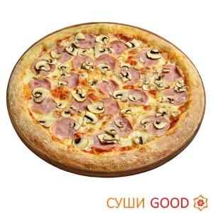 Пицца Ветчина Грибы (30 см).
