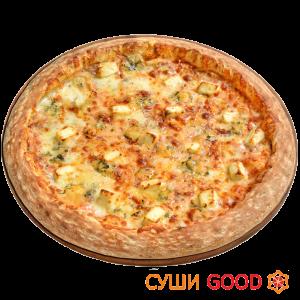 Пицца 4 Сыра (30 см).