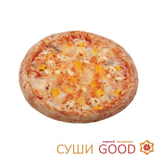 Римская Пицца 6 Сыров (30 см).