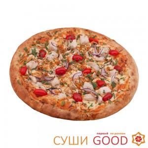 Пицца Том-ям (30 см).