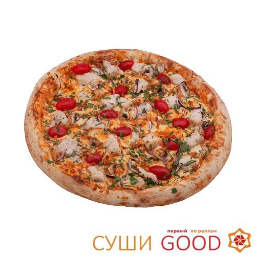 Римская Пицца Том-ям (30 см).