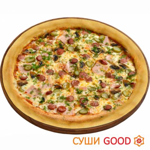 Пицца Сытная (30 см).