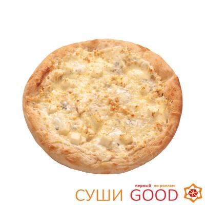 Римская Пицца 4 Сыра 30 см