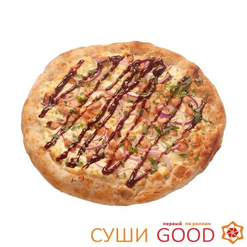 Римская Пицца Куриная барбекю 30 см