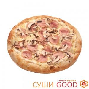 Римская Пицца Ветчина-грибы  30 см